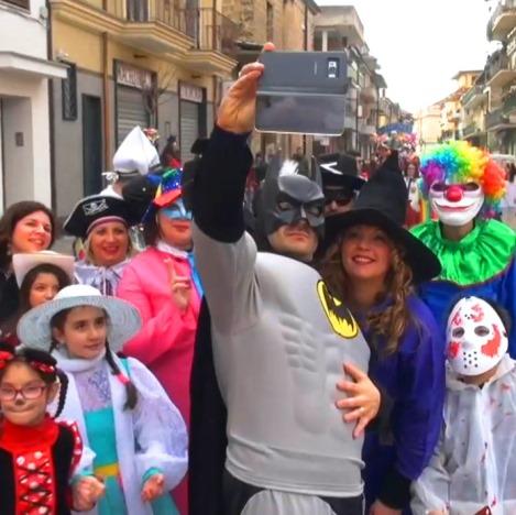 carnevale gricignano 2018
