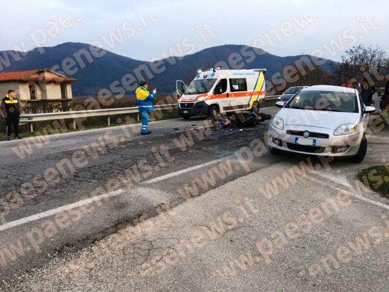 gricignano incidente fiorillo (2)
