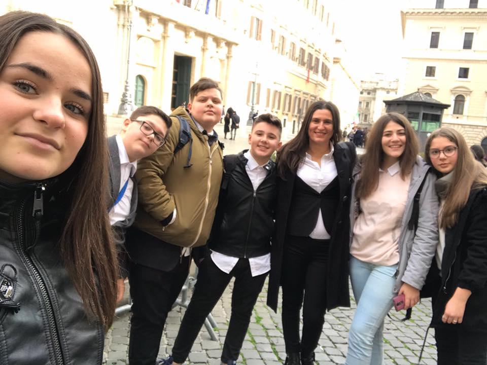 gricignano scuola visita senato 2018 (15)