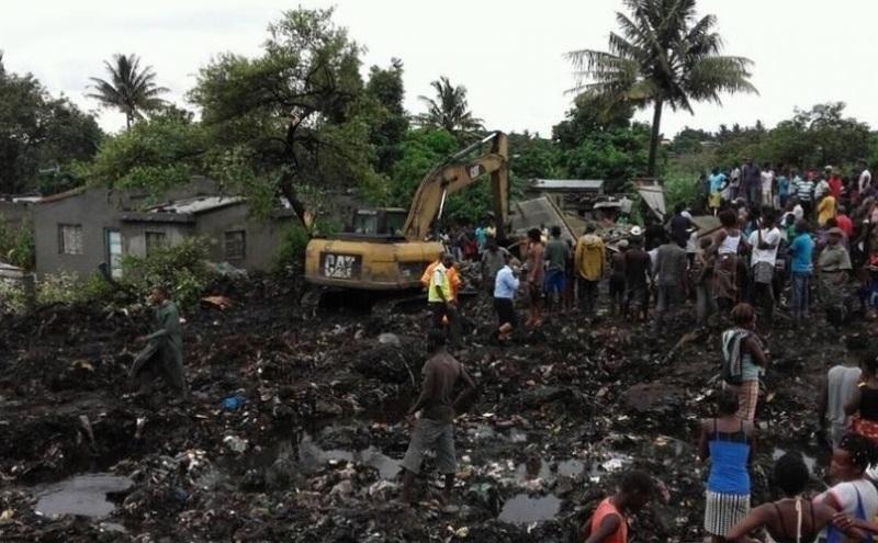 mozambico crollo rifiuti (5)