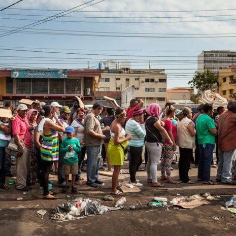 venezuela fila