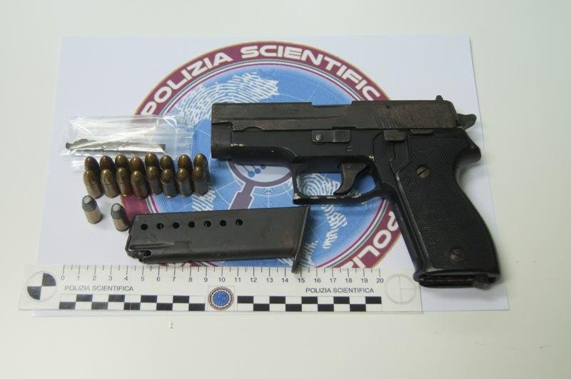Pistola carinola