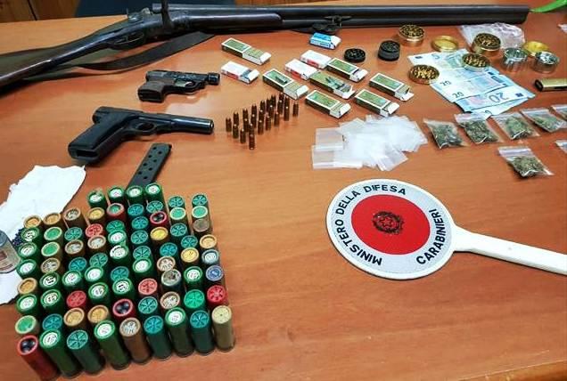 armi droga giugliano