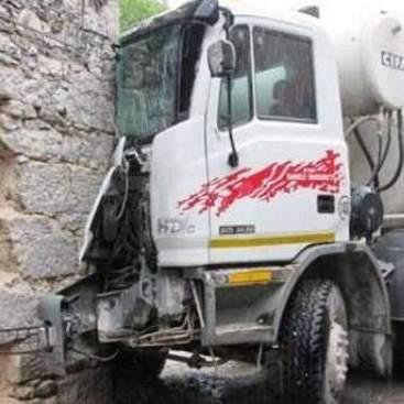 camion muro
