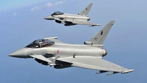 eurofighter italia