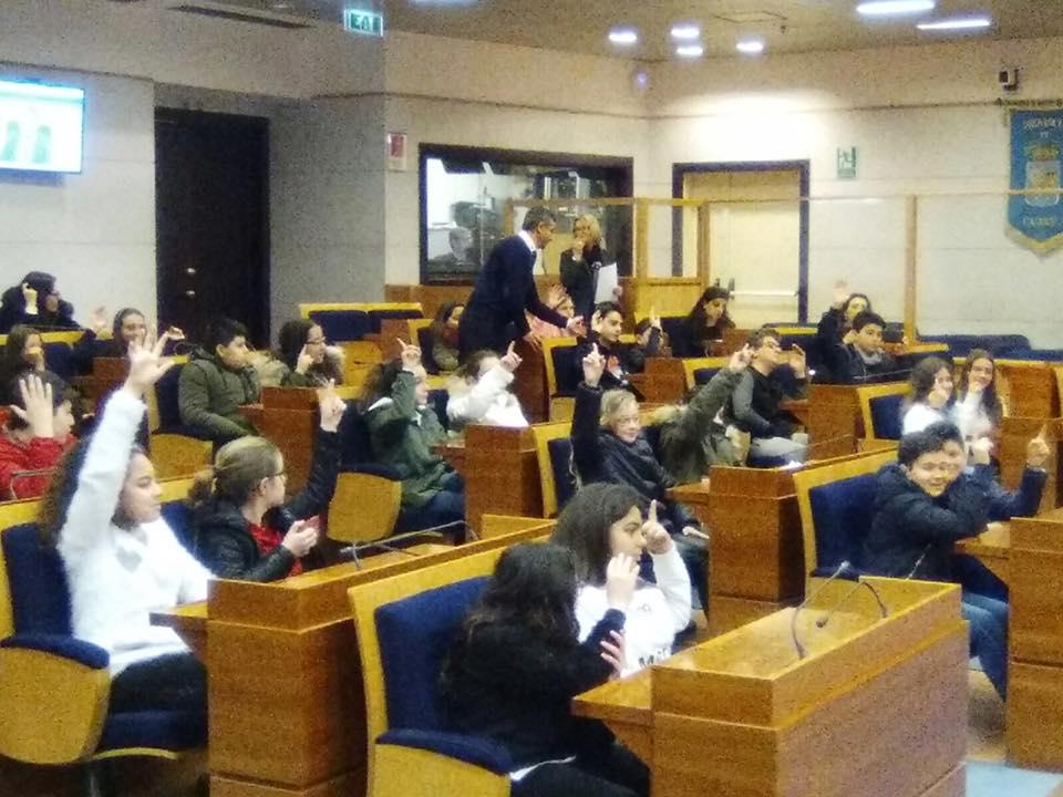gricignano consiglio regionale scuola (13)