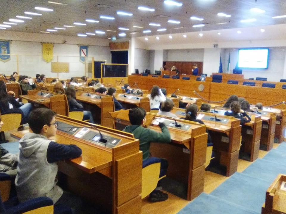 gricignano consiglio regionale scuola (4)