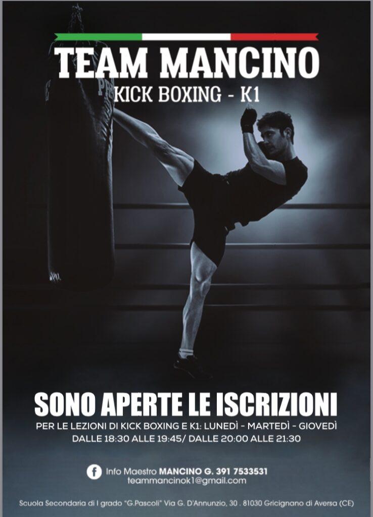 team mancino kickboxing 2