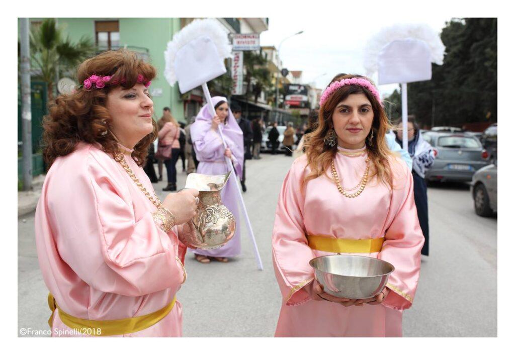 pasqua gricignano 2018 via crucis (12)