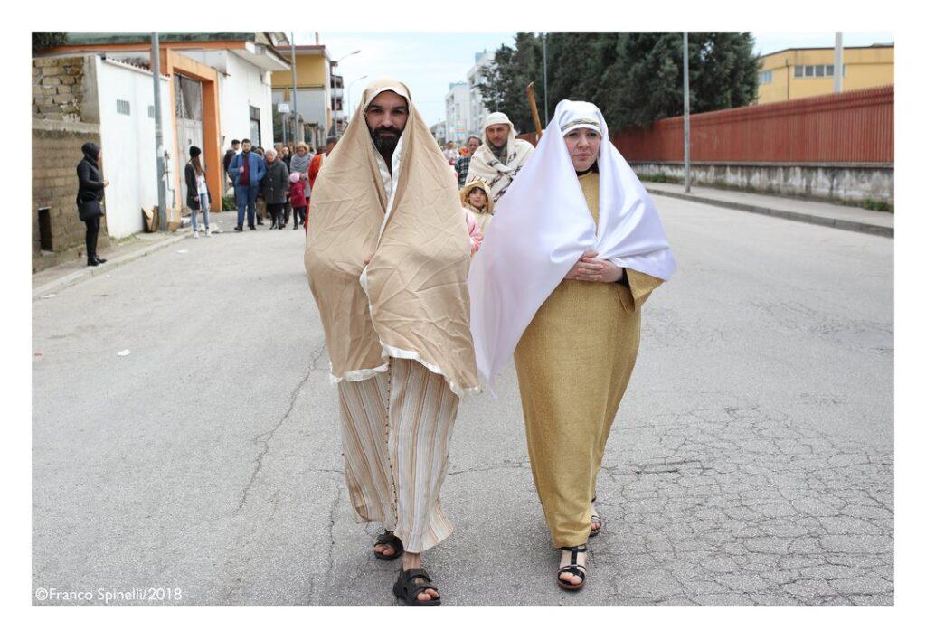 pasqua gricignano 2018 via crucis (14)