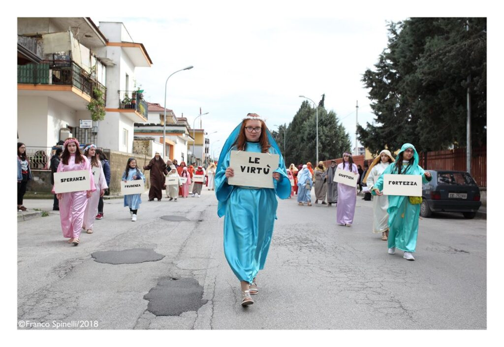 pasqua gricignano 2018 via crucis (15)