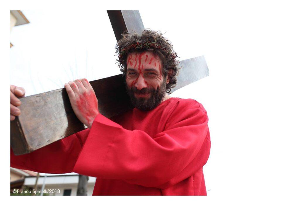 pasqua gricignano 2018 via crucis (17)