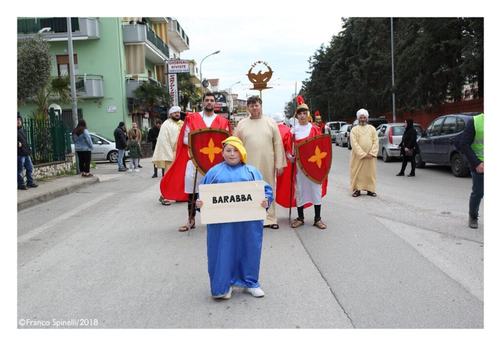 pasqua gricignano 2018 via crucis (21)