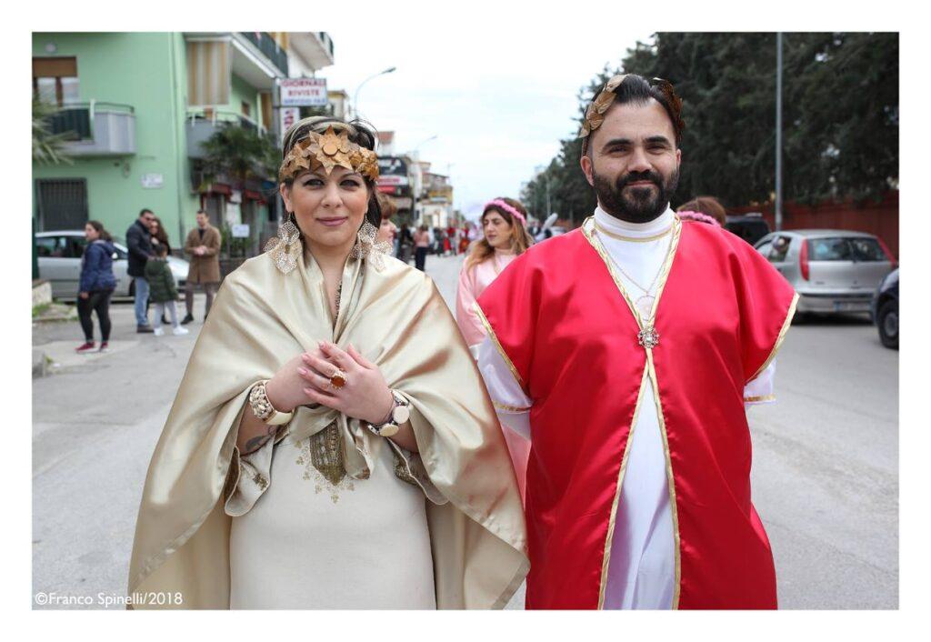 pasqua gricignano 2018 via crucis (23)