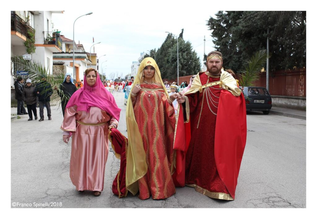pasqua gricignano 2018 via crucis (29)