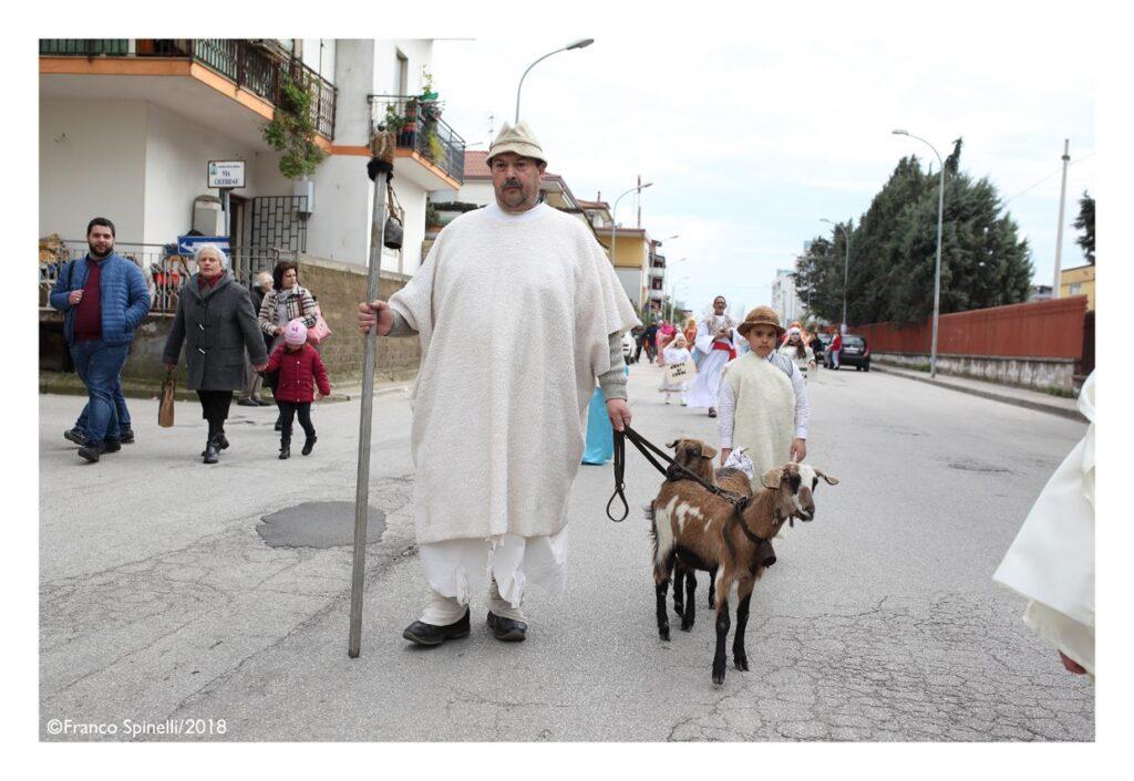 pasqua gricignano 2018 via crucis (32)