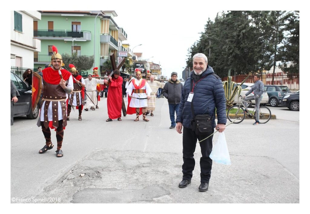 pasqua gricignano 2018 via crucis (40)