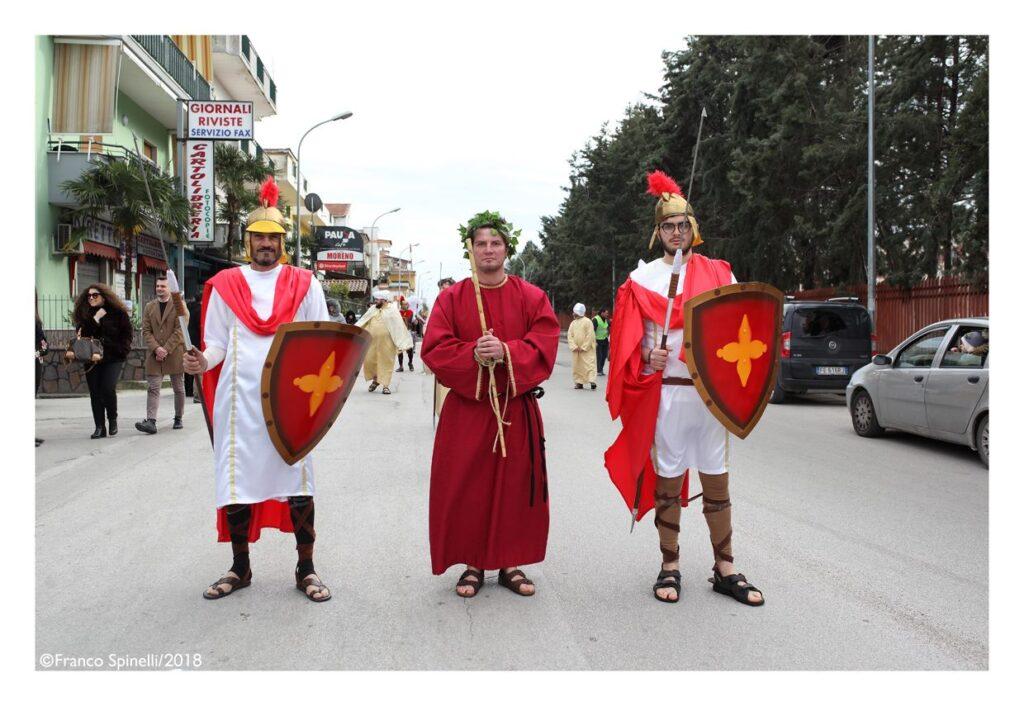 pasqua gricignano 2018 via crucis (5)