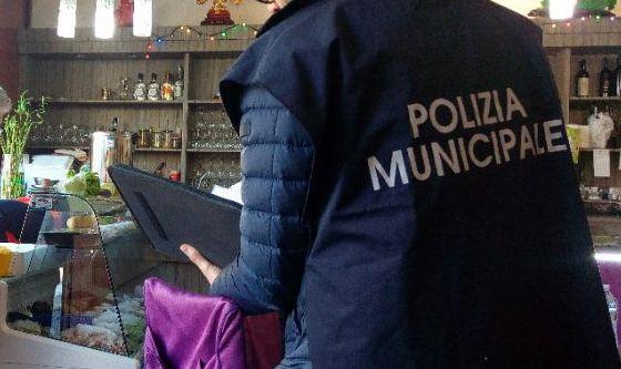 polizia municipale cinese