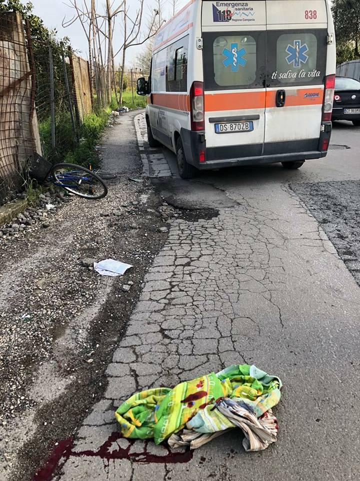 sant'arpino soccorsi ciclista1