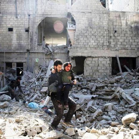 siria ghouta
