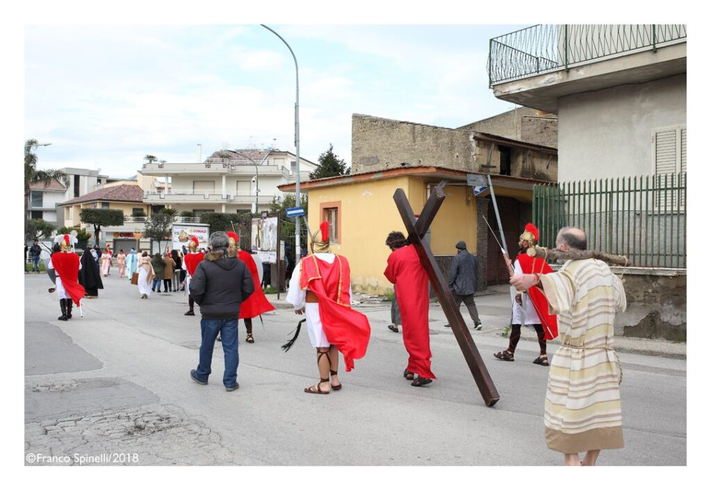 via crucis 2018 gricignano (22)