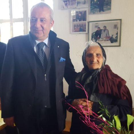 Mondragone ippolita russo 100 anni (1)