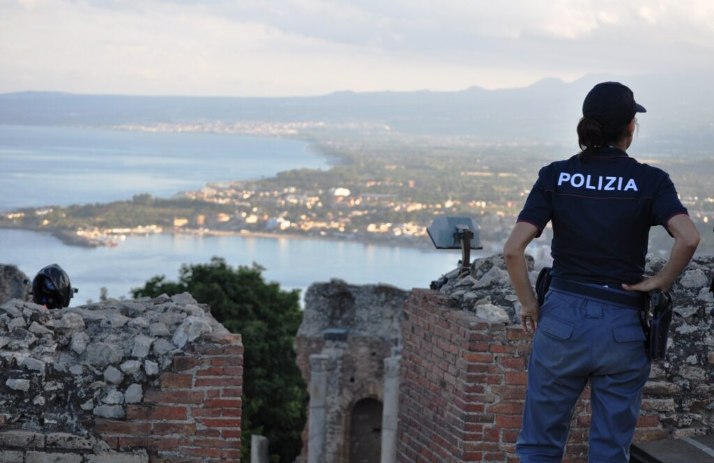 Taormina Polizia