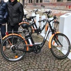 aversa bike sharing