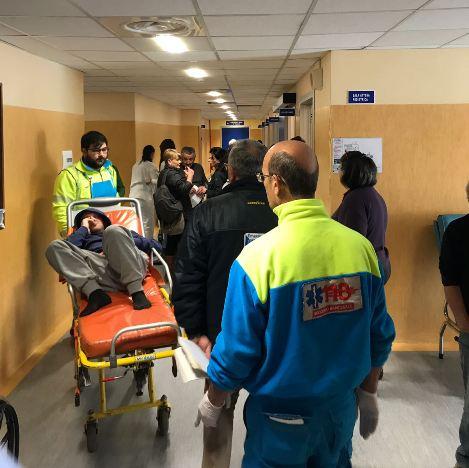 aversa ospedale emergenza barelle (2)