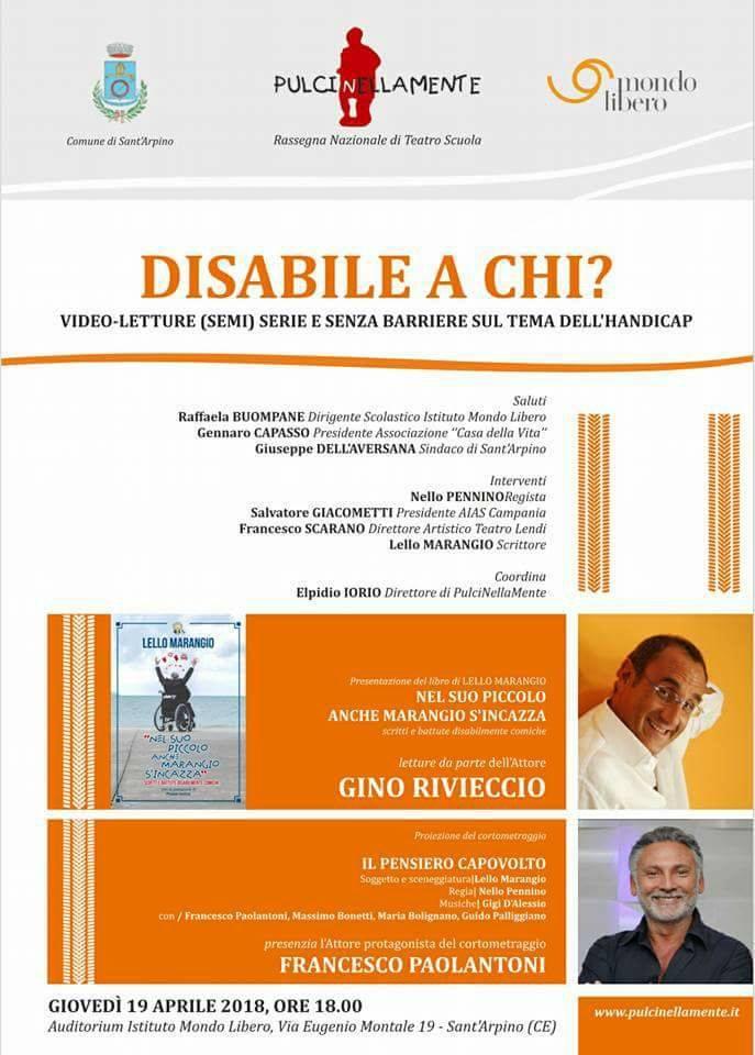 disabile a chi