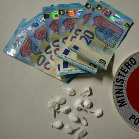 droga euro