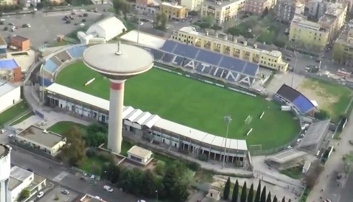 latina stadio