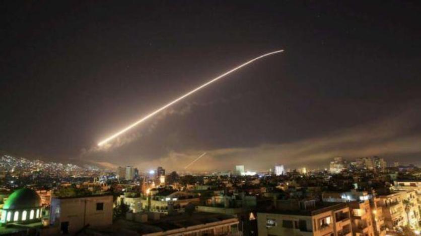siria attacco