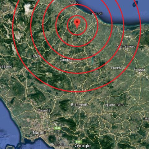 terremotomolise