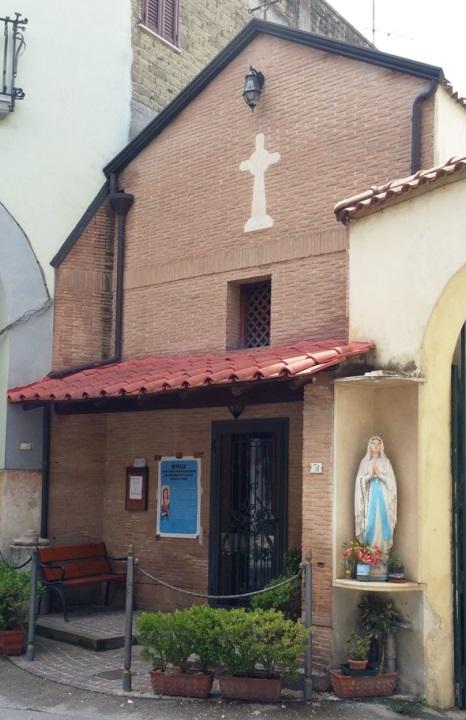 chiesetta santa lucia