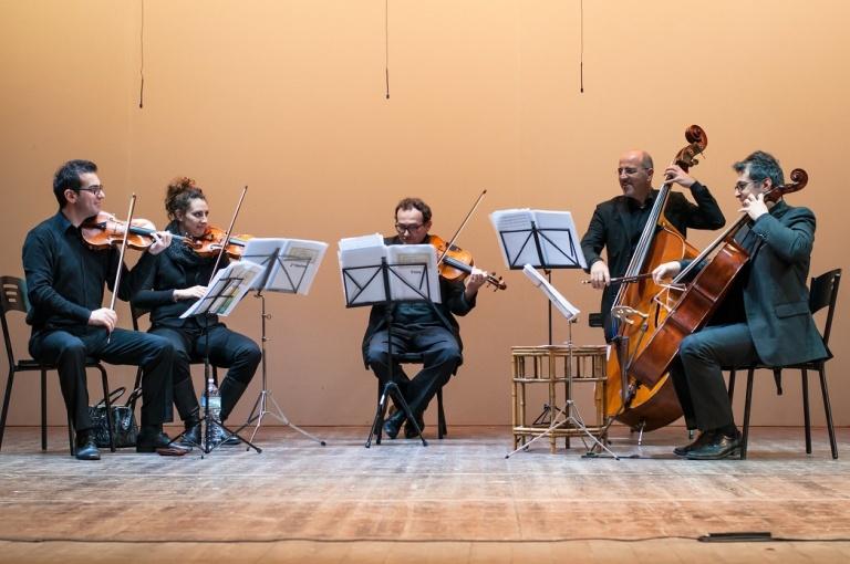 Quintetto d'archi Ensemble Lirico Italiano