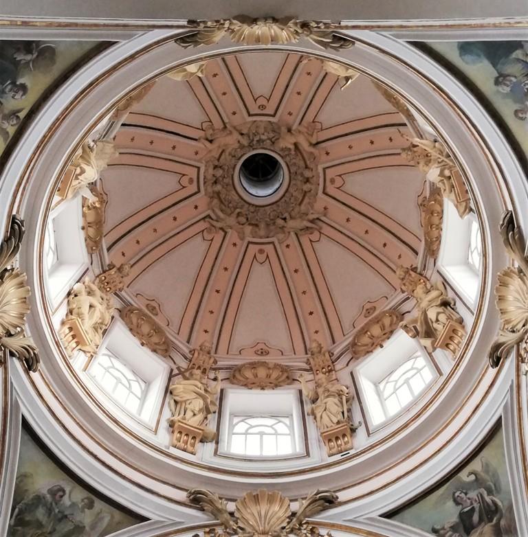 SS.trinità 2 cupola
