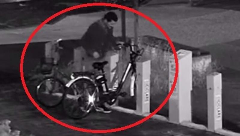 aversa furto bike sharing