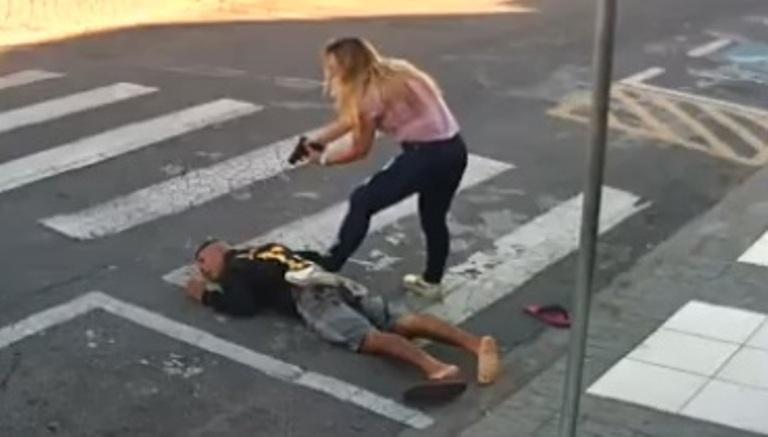 brasile poliziotta