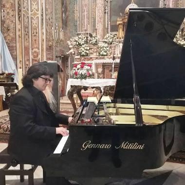 chiesa di San Francesco per il concerto 2