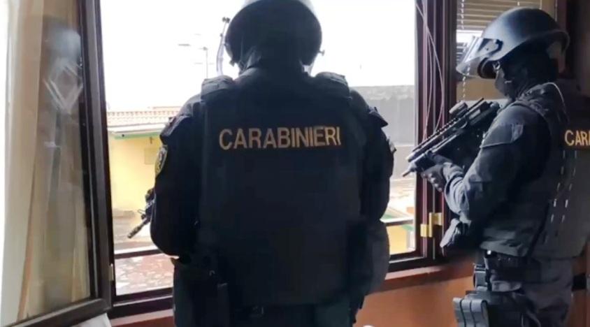 gis carabinieri