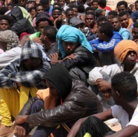 migranti rifugiati