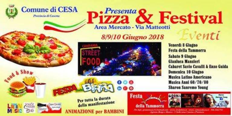 piazza & festival