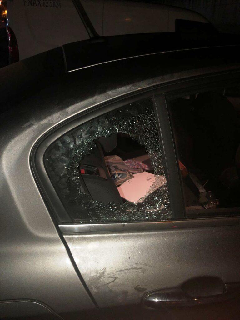 sagliocco auto vandali (4)