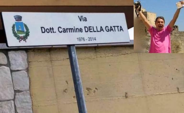 via Carmine Della Gatta