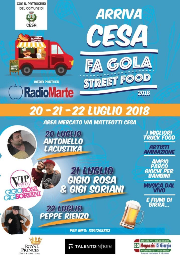 cesa street food 1