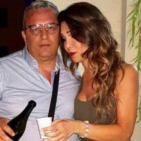 Alessia Cinquegrana trans padre
