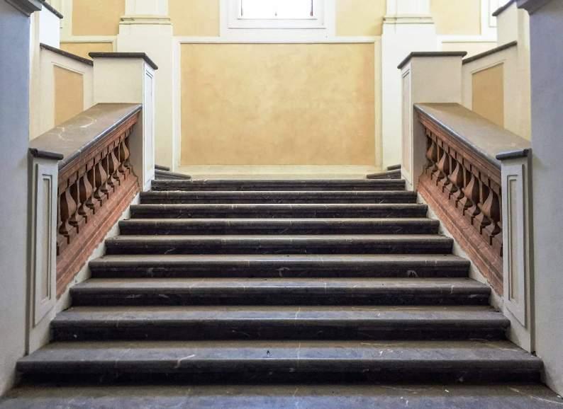 Foto Scalone Palazzo Ducale – Mondragone