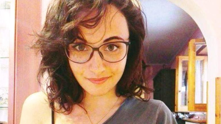 Giulia Romano studentessa
